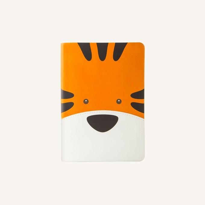 2019 Animal Pals Diary – A6, Tiger
