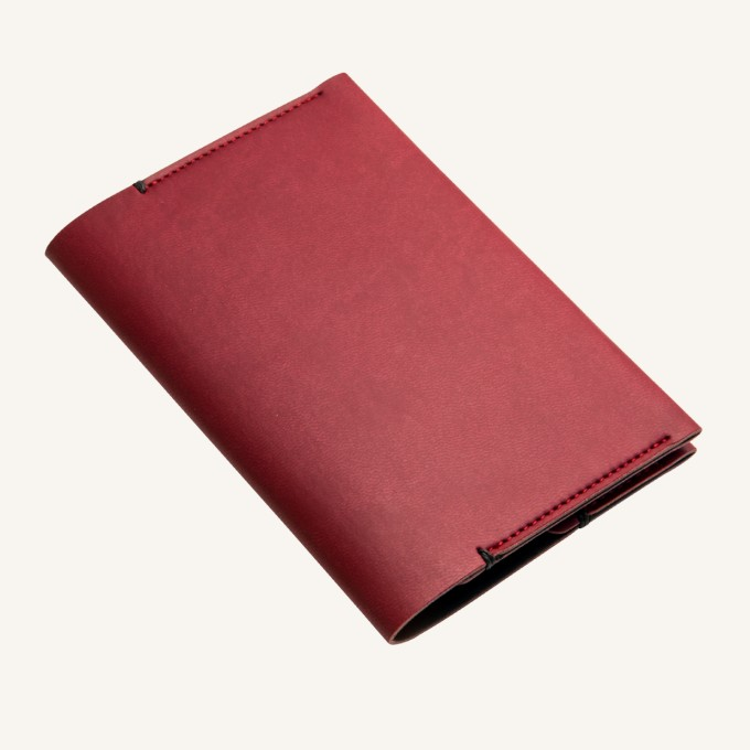 Passport Holder - Red