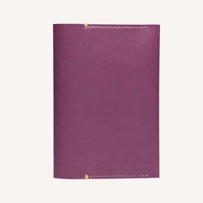Passport Holder - Purple