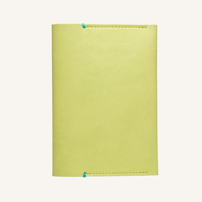 護照套- 淺綠色