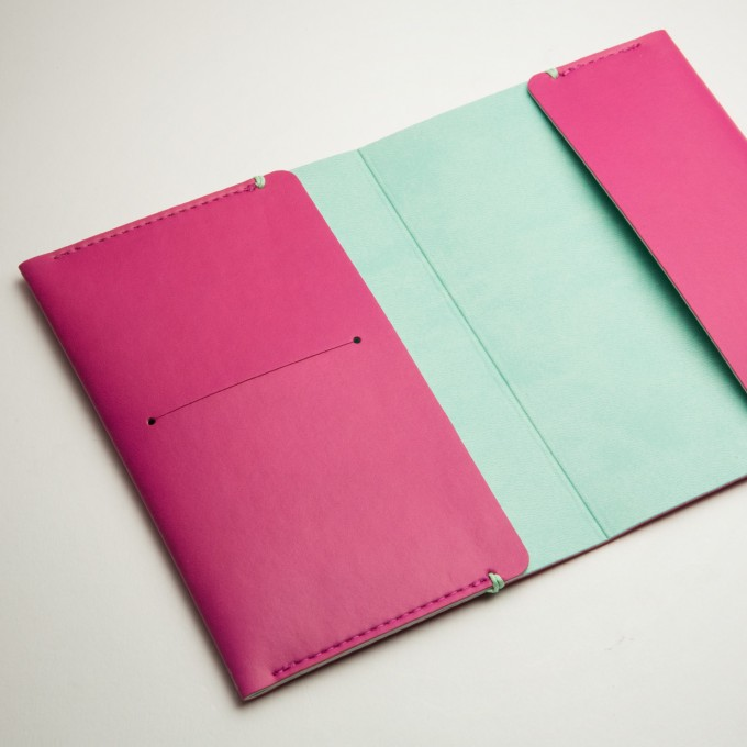 Passport Holder - Magenta