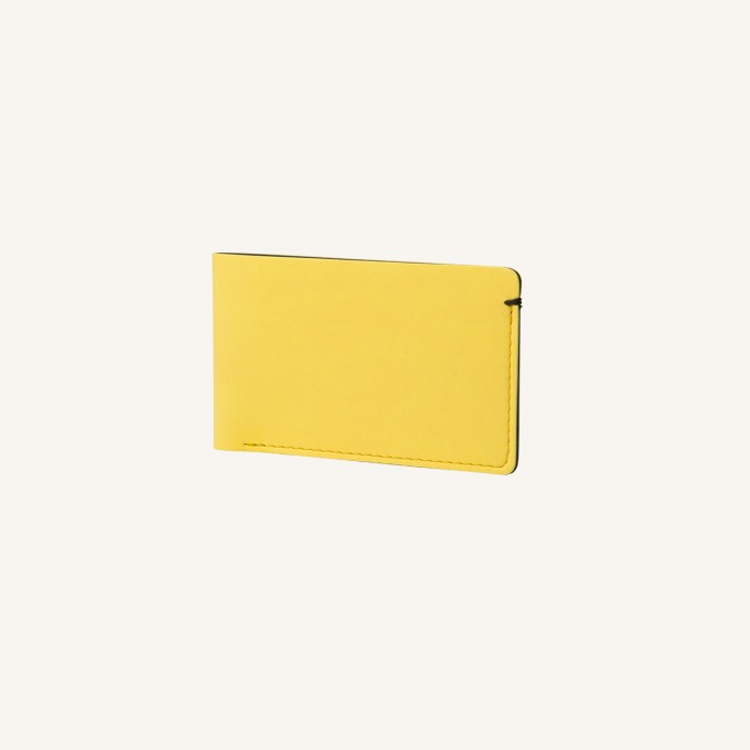 Card Pocket – Yellow