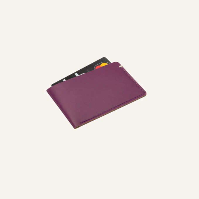 Card Pocket – Purple