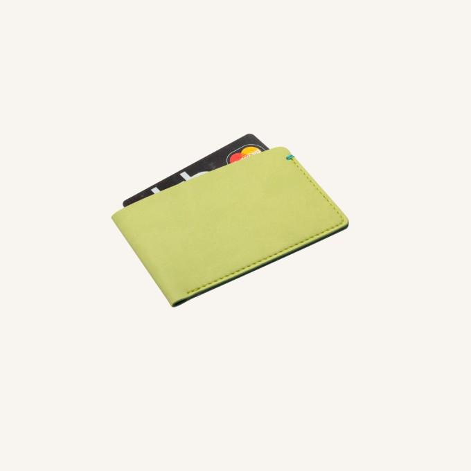 Card Pocket – Light Green