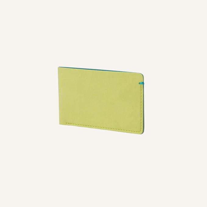 卡套 – 淺綠色