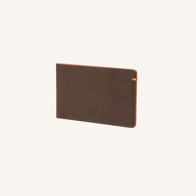 Card Pocket – Brown