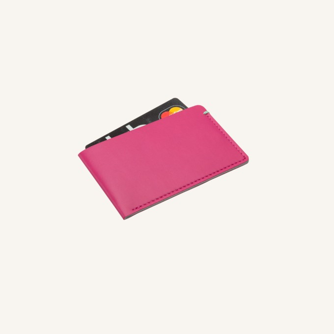 Card Pocket – Magenta