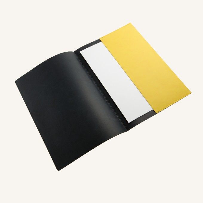 Envelope Folder – Yellow