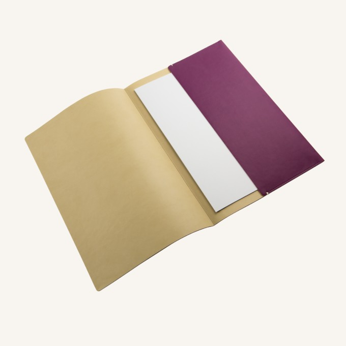 Envelope Folder – Purple