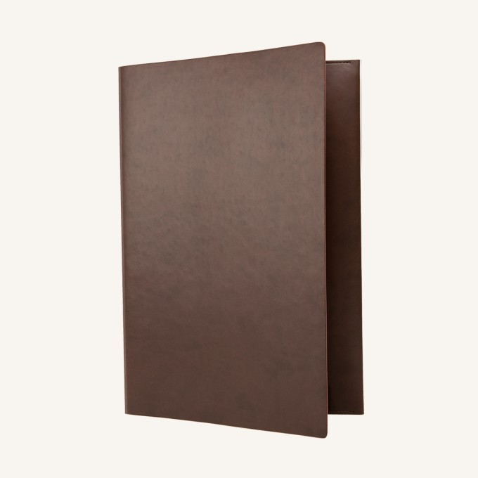 Envelope Folder – Brown