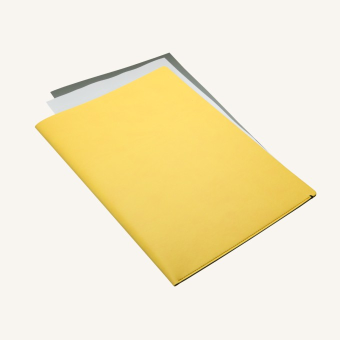 A4 文件夾 – 黃色