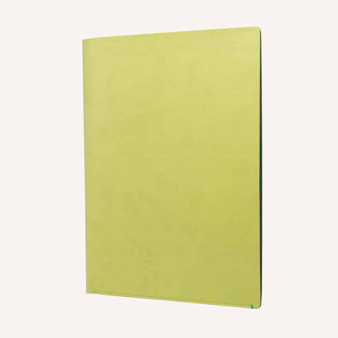 A4 Folder – Light Green