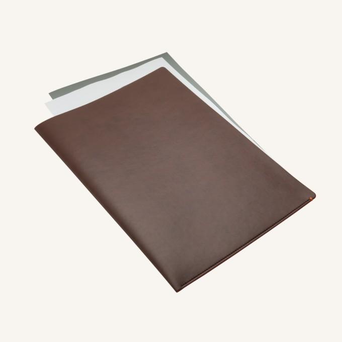 A4 Folder – Brown