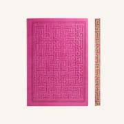 旗艦情謎系列橫線本 – A5, 粉紅色