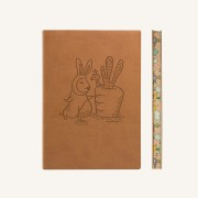 Animaland Plain Notebook  – A5, Rabbit