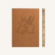 旗艦動物園地系列純白本 – A5, 兔