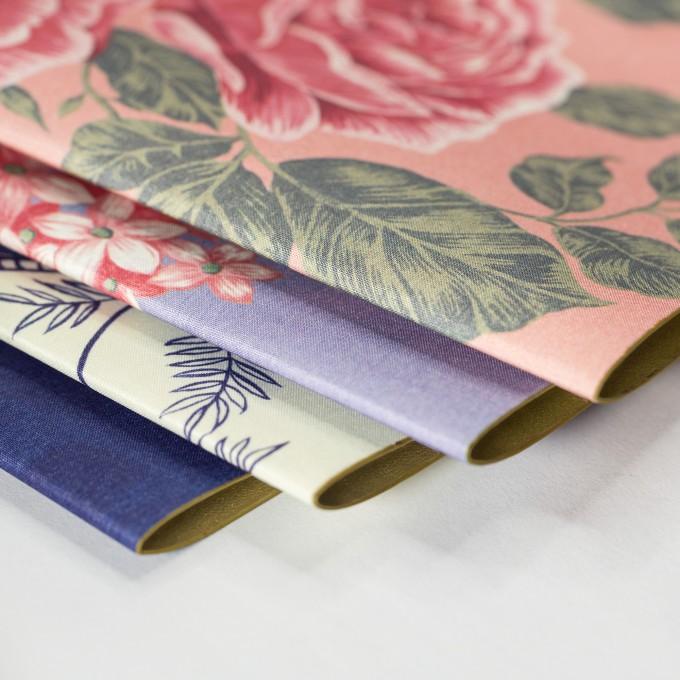 Flower Wow A4 Folder – Mauve