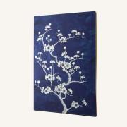 花花世界A4文件夾 – 陶瓷藍