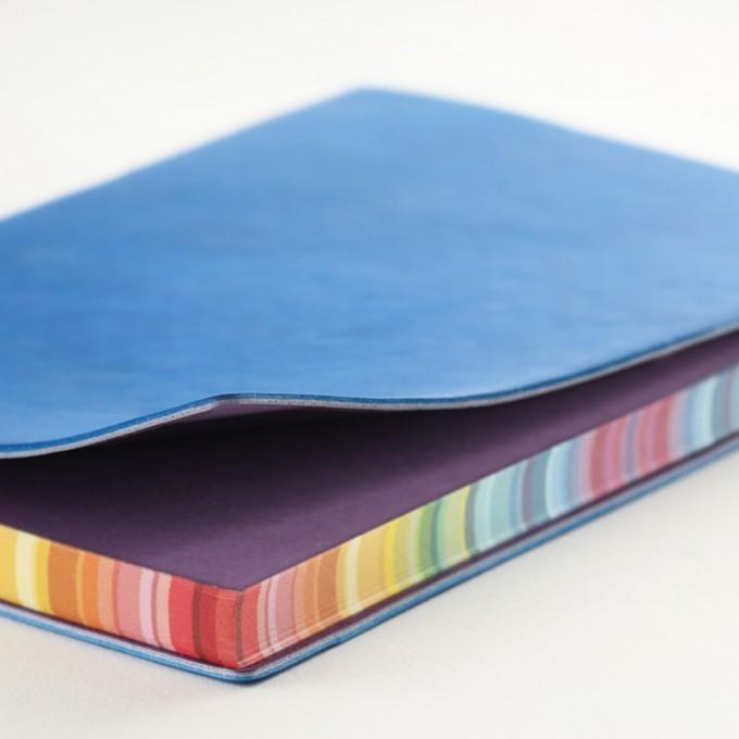 2020 旗艦色彩系列日記 – A6, 藍色, 英文版