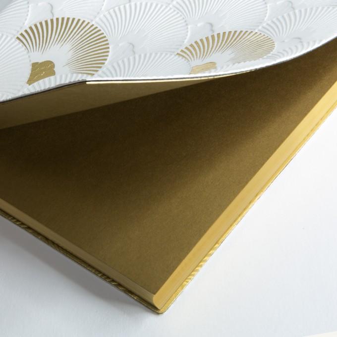 旗艦裝飾風系列點格本 -A5, 花扇