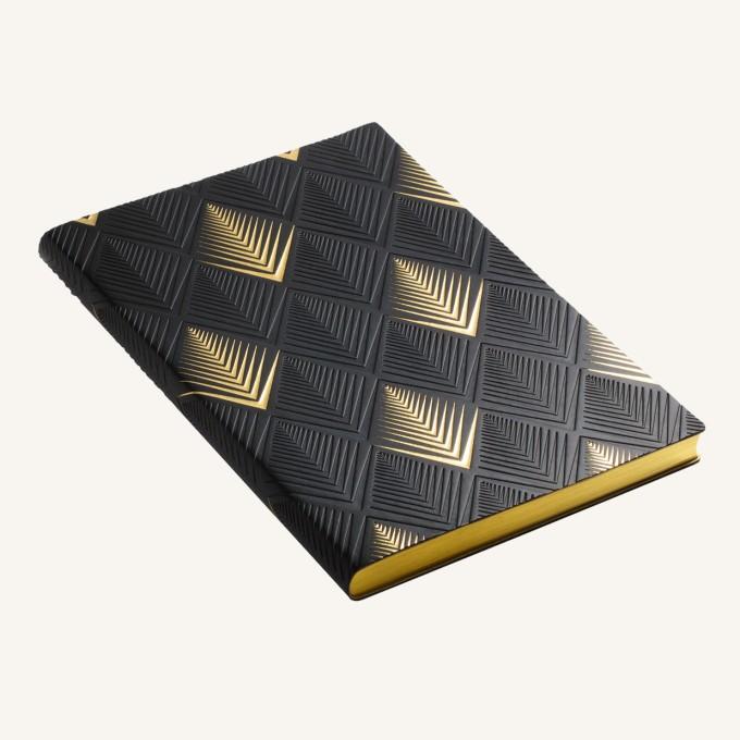旗艦裝飾風系列點格本 -A5, 角錐