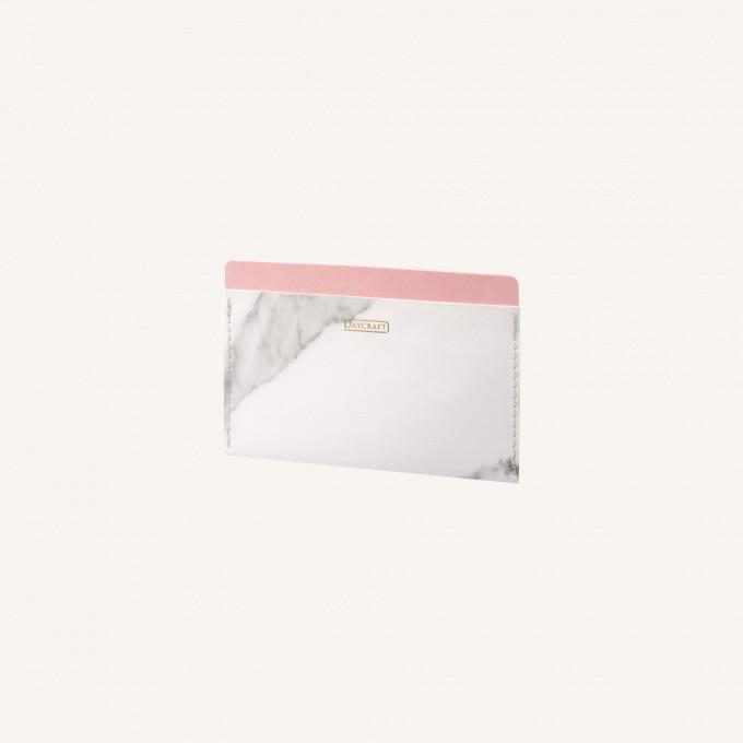 云石卡套 - 粉红色