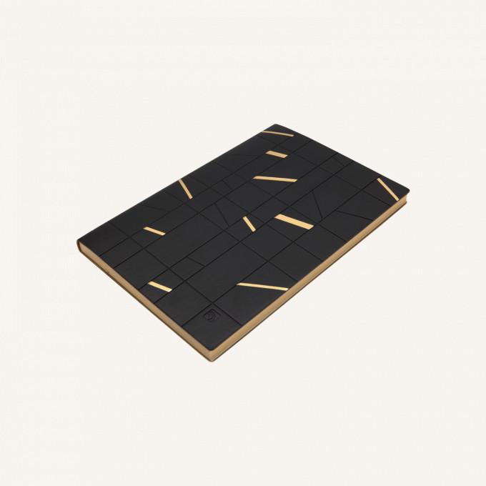 旗舰系列点格本 Mupa 特别版 - A5, 黑色