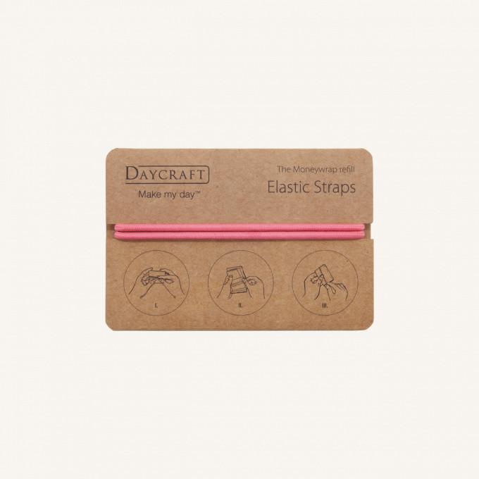 The Moneywrap 橡筋圈- 粉红色