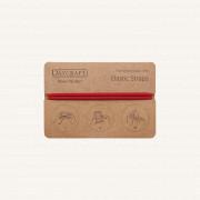 The Moneywrap 橡筋圈 - 红色