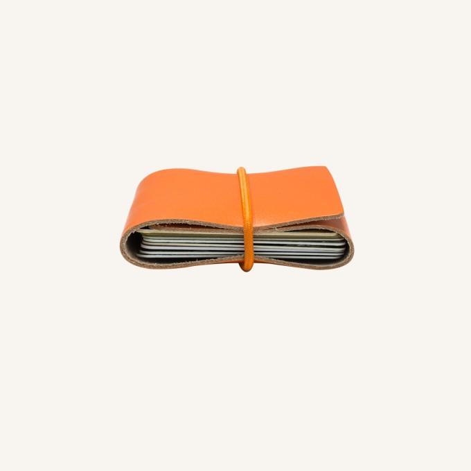 The Moneywrap 钱包 - 橙色