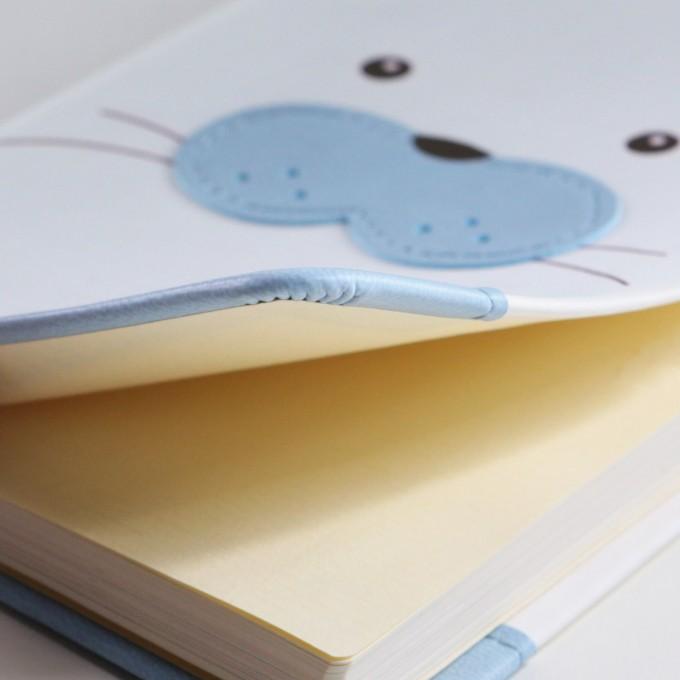 2020 动物趣脸系列日记 - A6, 小海豹