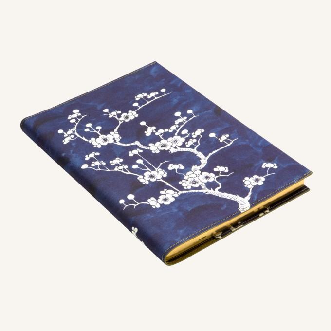 花花世界系列横线本 - A5, 陶瓷蓝