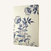 花花世界A4文件夹 - 陶瓷白