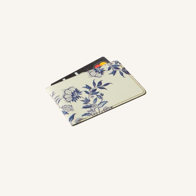 花花世界卡套 - 陶瓷白