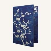 花花世界信封文件夹 - 陶瓷蓝