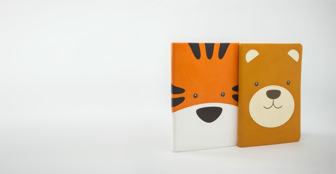 Animal Pals Diary & Notebook